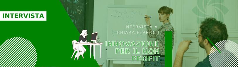 innovazione per non profit