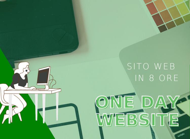1 day website