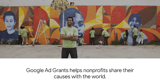 La mission di Google Ad Grants